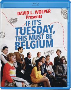 If It's Tuesday, This Must Be Belgium (1969)