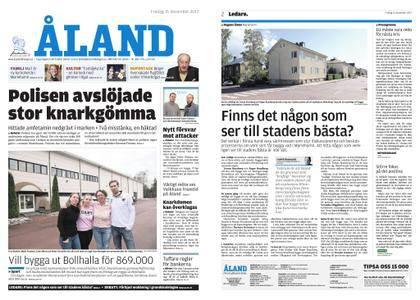 Ålandstidningen – 15 december 2017