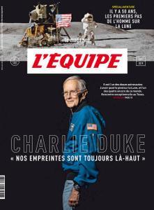 L'Equipe Magazine - 20 Juillet 2019