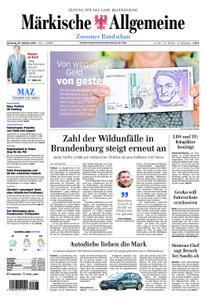 Märkische Allgemeine Zossener Rundschau - 23. Oktober 2018