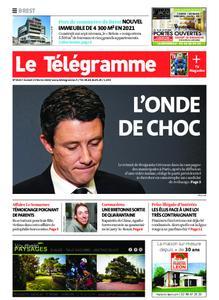Le Télégramme Brest – 15 février 2020