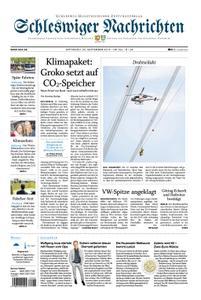 Schleswiger Nachrichten - 25. September 2019