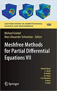 Meshfree Methods for Partial Differential Equations VII