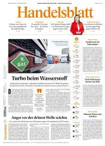 Handelsblatt - 18 Februar 2021