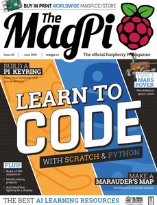 The MagPi - June 2019