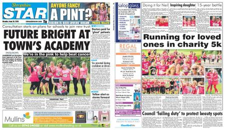 Shropshire Star Shrewsbury Edition – June 24, 2019