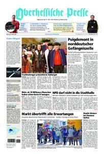 Oberhessische Presse Marburg/Ostkreis - 26. März 2018