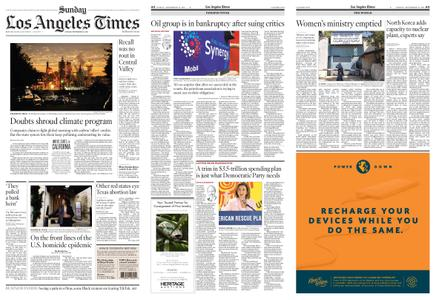 Los Angeles Times – September 19, 2021