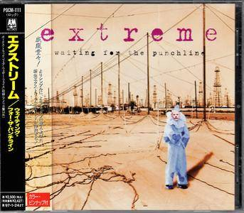 Extreme - Waiting For The Punchline (1995) [Japan 1st Press]