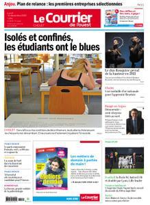 Le Courrier de l'Ouest Cholet – 14 décembre 2020