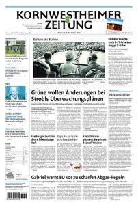 Kornwestheimer Zeitung - 08. November 2017