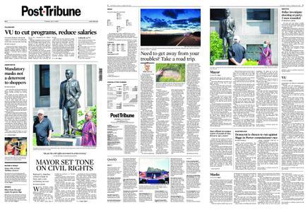 Post-Tribune – July 07, 2020