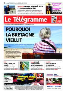 Le Télégramme Landerneau - Lesneven – 09 octobre 2020