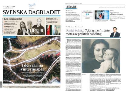 Svenska Dagbladet – 26 januari 2020