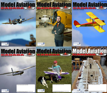 Model Aviation Canada - Full Year 2019 Collection