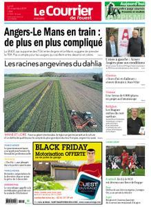 Le Courrier de l'Ouest Angers – 25 novembre 2019