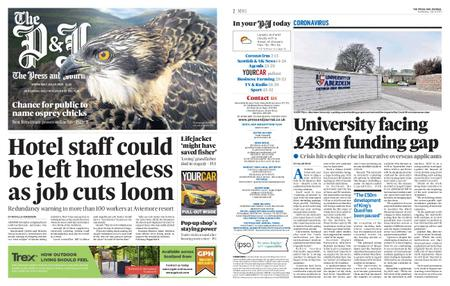 The Press and Journal Moray – July 08, 2020