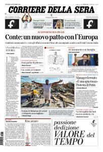 Corriere della Sera – 06 settembre 2019