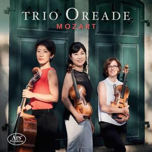 Trio Oreade - Mozart: Divertimento in E-Flat Major, K. 563 & String Trio in G Major, K. Anh. 66 (2019)