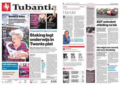 Tubantia - Enschede – 04 oktober 2017