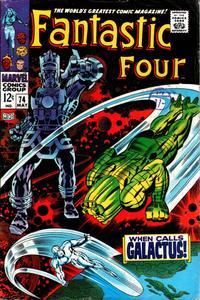 Fantastic Four 074 1968 HD
