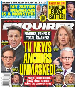 National Enquirer – March 01, 2021