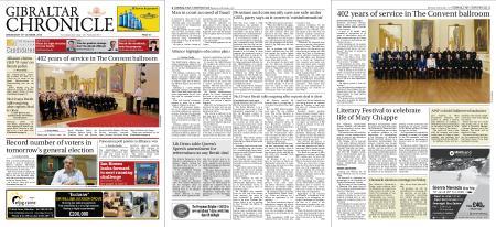 Gibraltar Chronicle – 16 October 2019