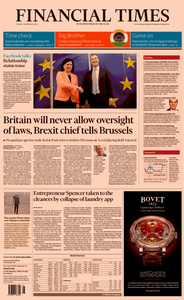Financial Times UK – 18 February 2020
