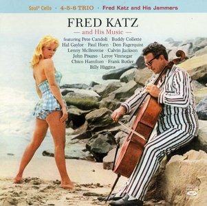Fred Katz - Fred Katz and His Music (2012) {2CD Set Decca--Fresh Sound FSR-CD744 rec 1958-1959}