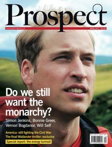 Prospect Magazine - April 2011
