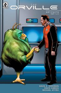 The Orville 001 - Artifacts Part 01 (of 02) (2021) (digital) (Son of Ultron-Empire