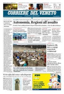 Corriere del Veneto Padova e Rovigo – 23 luglio 2019