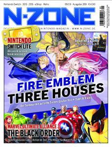 N-Zone – September 2019