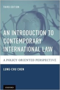 An Introduction to Contemporary International Law: A Policy-Oriented Perspective (3rd Edition)