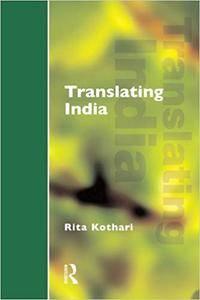Translating India by Rita Kothari