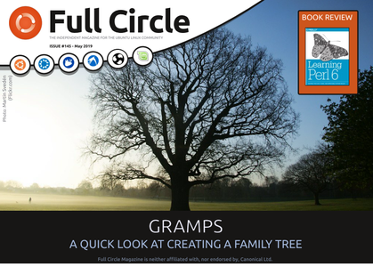 Full Circle Magazine - May 2019