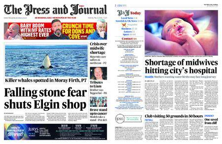 The Press and Journal Moray – May 12, 2018