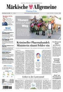 Märkische Allgemeine Fläming Echo - 19. Juli 2018