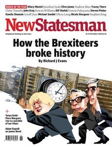New Statesman - 16 - 22 November 2018