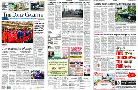 The Daily Gazette – June 27, 2019
