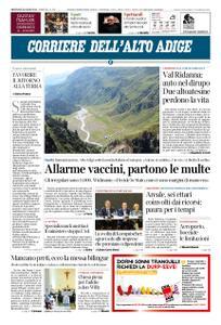 Corriere dell'Alto Adige – 24 luglio 2019