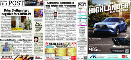 The Guam Daily Post – March 14, 2020