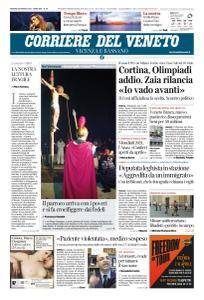 Corriere del Veneto Vicenza e Bassano - 30 Marzo 2018