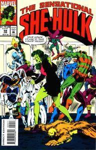 Sensational She-Hulk 1989 059
