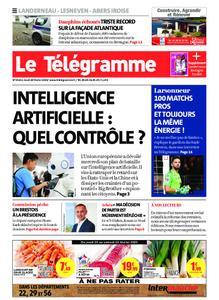 Le Télégramme Landerneau - Lesneven – 20 février 2020