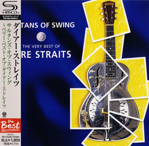Dire Straits - Sultans of Swing: The Very Best of Dire Straits (1998) Japanese SHM-CD 2012 [Re-Up]
