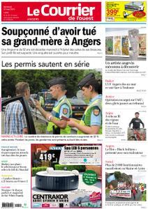 Le Courrier de l'Ouest Angers – 10 mai 2019