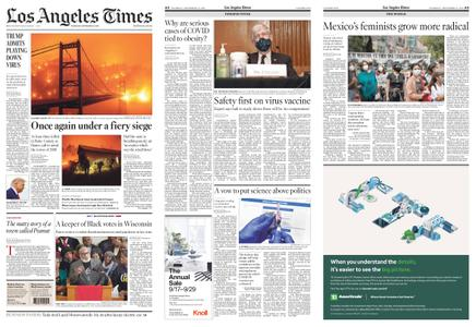 Los Angeles Times – September 10, 2020