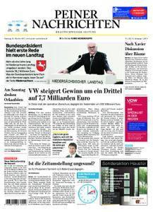Peiner Nachrichten - 28. Oktober 2017