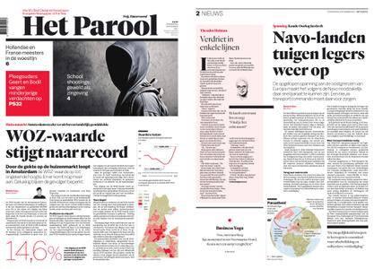 Het Parool – 09 november 2017